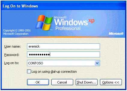 Вход в Windows - Как подключиться к удаленному рабочему столу