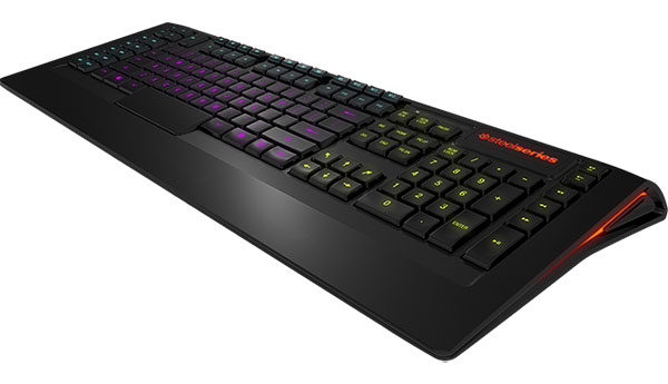 Клавиатура steelseries apex gaming keyboard