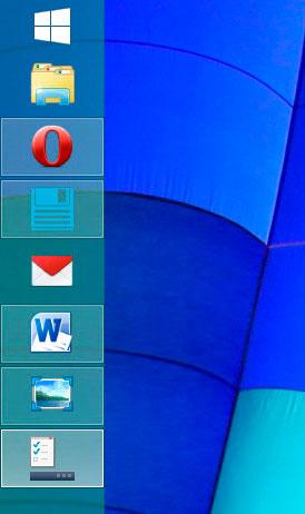 Иконки на рабочем столе Windows