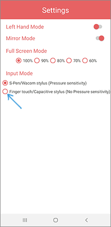 Как использовать Android как графический планшет для компьютера